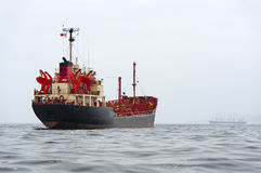 Oil tanker Royalty Free Stock Images