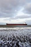 Oil tanker ship Royalty Free Stock Photos