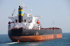 Oil Tanker Ship Stock Image