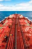 Oil tanker underway Stock Photography
