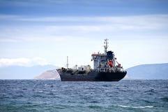Oil-tanker Stock Photo