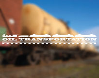 Oil transportation Stock Images