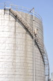 A oil trough Royalty Free Stock Photo
