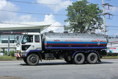 Oil Truck of Dao Viang Ping Oil transport Company Stock Images