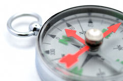 Oil type Compass Stock Images
