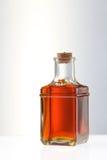 Oil. Various types of oil in bottles Stock Image