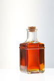 Oil. Various types of oil in bottles Stock Photos