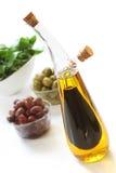 Oil and Vinegar stock image