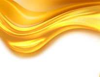 Oil Wave Royalty Free Stock Photos
