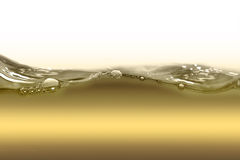 Oil Wave Royalty Free Stock Image