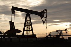 oil well Stock Photos