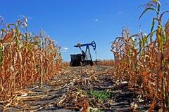 Oil well Stock Photos