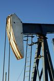 Oil Well. In the Texas Panhandle Stock Photography
