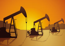 Oil2 Royalty Free Stock Photo