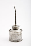 The oilcan Royalty Free Stock Photography
