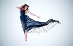 Oiled dress Royalty Free Stock Photo