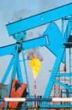 oilfield Fotografia Stock