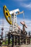 oilfield Immagine Stock Libera da Diritti