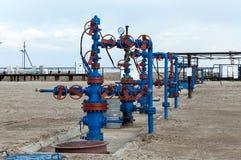 oilfield image stock