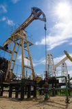 Oilfield Royalty Free Stock Image