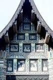 Oill-Architektur Lanna Thailand-Architektur lizenzfreie stockbilder