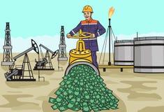 oilman ελεύθερη απεικόνιση δικαιώματος