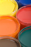 Oilpaint Royalty Free Stock Photo