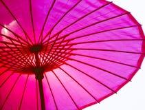 Oilpaper umbrella Royalty Free Stock Photo