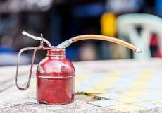 Oilpot Immagini Stock