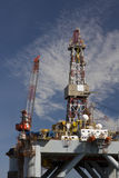 Oilrig Stock Photos