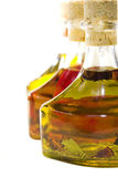 Oils close up Royalty Free Stock Image