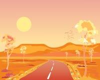 Ointressanna Australien vektor illustrationer