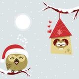 Oiseau illustration stock