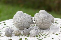 Oiseau décoratif Photos libres de droits