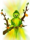Oiseau de birdie Illustration de Vecteur