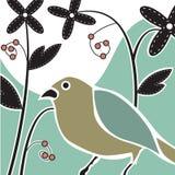 Oiseau de Deco Photos libres de droits