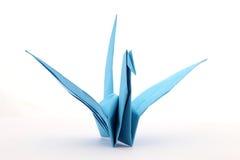 Oiseau de papier. Images libres de droits