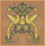Oiseau de paradis Photographie stock libre de droits