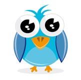 Oiseau de Twitter Image libre de droits