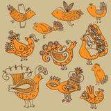 Oiseaux Photos stock