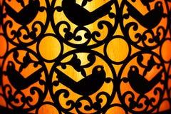oiseaux Configuration Photographie stock