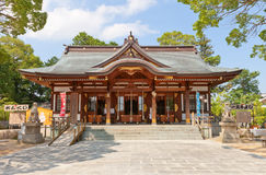 Oishi Shrine of Ako town, Japan Royalty Free Stock Photography