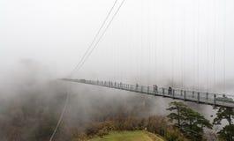 Oita, Japón - 25 de noviembre de 2015: Kokonoe Foto de archivo