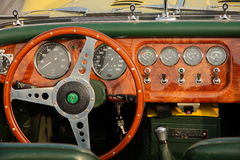 Oitavo circuito dos carros históricos do porto Fotos de Stock