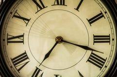 Oito segundos Imagens de Stock Royalty Free
