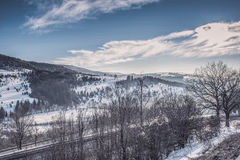 Oituz Valley Romania stock photos