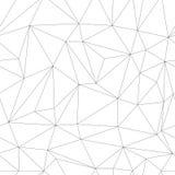 OJÄMN TRIANGELRASTERTEXTUR Modern geometrisk sömlös vektormodell vektor illustrationer