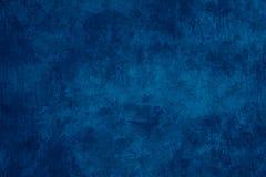 Ojämnt mörker - blå texturbakgrund royaltyfri fotografi