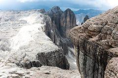 Oj Dolomites! Royaltyfri Bild