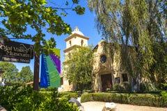 Ojai, Califórnia Imagem de Stock Royalty Free